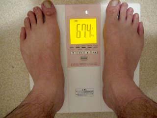 12月体重