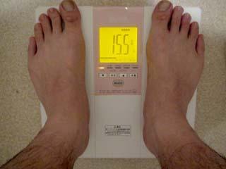 12月体脂肪率