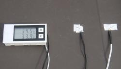 一般鉄板屋根温度