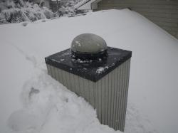 SLT雪落とし