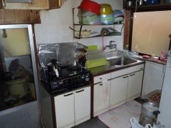 既存キッチン