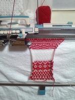 ブラザー編み機