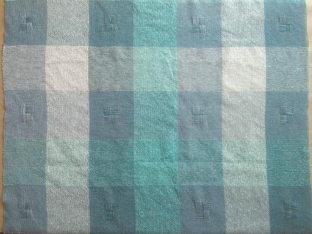 ショール絹×カシミヤ織上がり