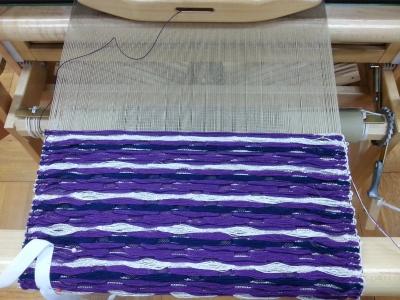 めがね織り2