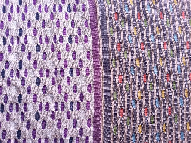 めがね織り1・2