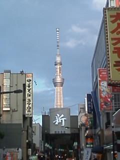 今日のスカイツリー2012.09.03.
