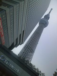 今日のスカイツリー2012.09.04