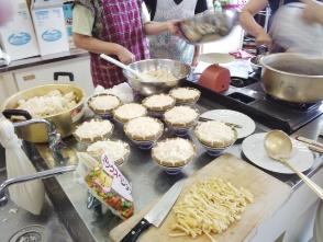 旗川公民館豆腐作り教室6