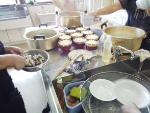 旗川公民館豆腐作り教室7