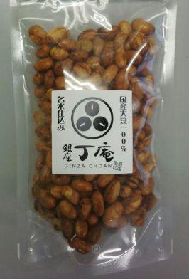 カリカリ大豆銀座三越版