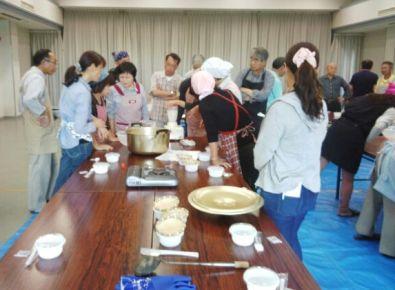 豆腐作り教室2015.06.06.