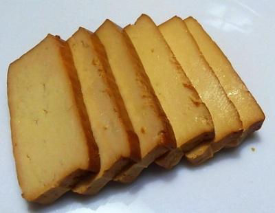 豆腐燻製スライス