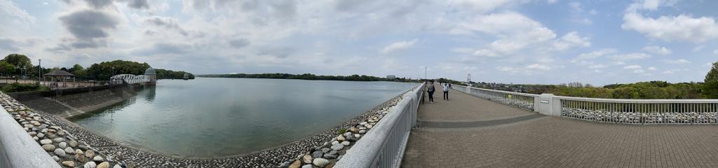 村山貯水池3