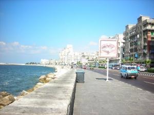 海沿いの風景