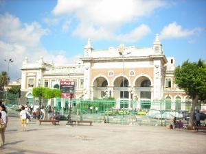 アレキサンドリア駅
