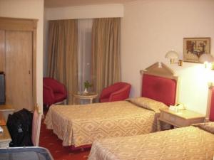 ルクソールのホテル
