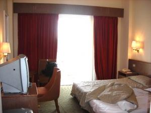 アスワンのホテル