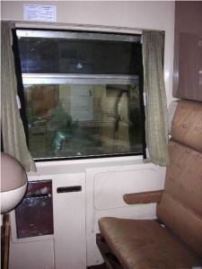 エジプトの寝台列車