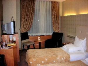 1日目ホテルの部屋