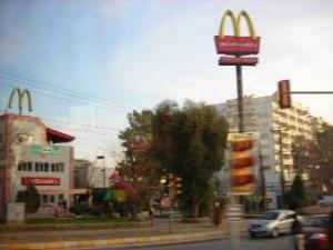 トルコのマクドナルド