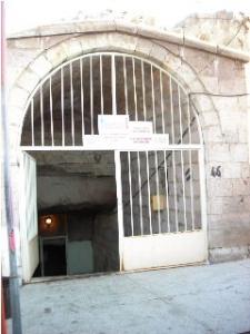 地下都市入り口