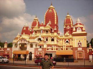 ビルラ寺院