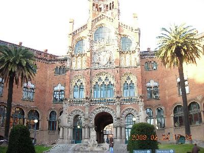 サン・パウ病院