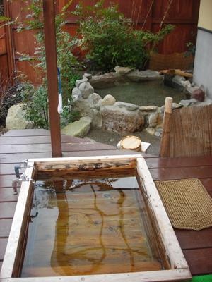 個室露天風呂×2