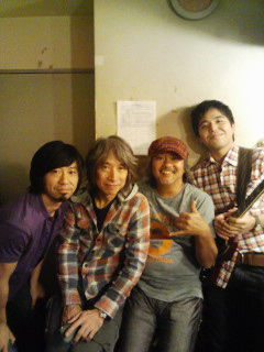 nishi's band