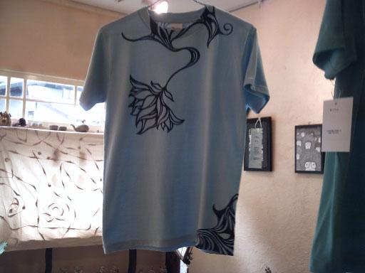 ロケットマンTシャツ2