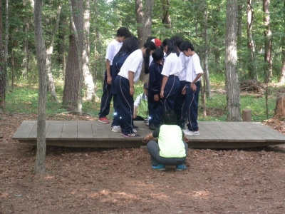 二日目国際自然学校3