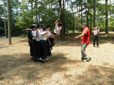 二日目国際自然学校4