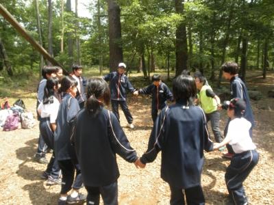二日目国際自然学校5