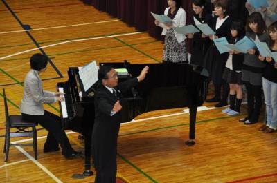 合唱発表会