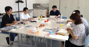 KINA水彩教室 カルチャーセンター
