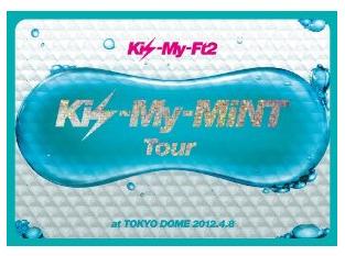 kis-my-mint tour 東京ドーム