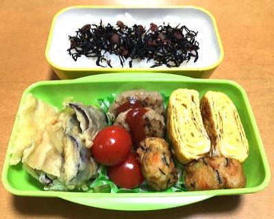 天ぷら お弁当