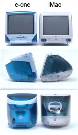 iMac vs e-one