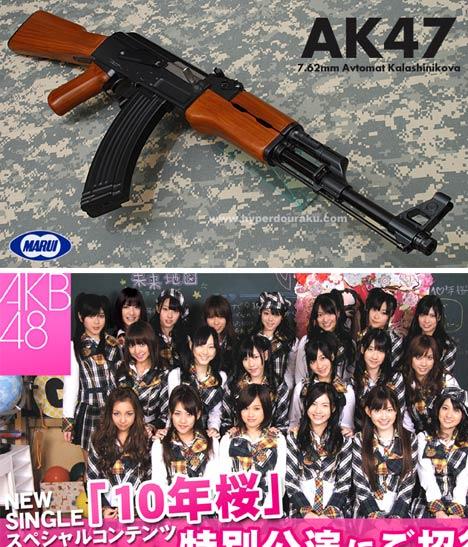 AK47&AKB48