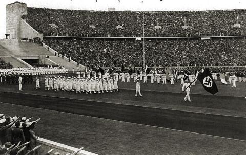 ベルリン・オリンピック