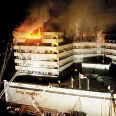 ホテルニュージャパン火災
