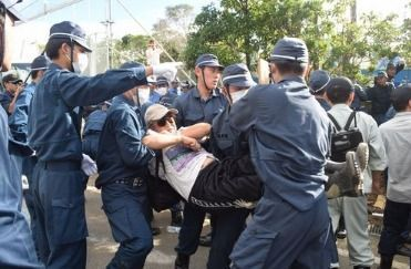 反対派逮捕