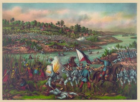パセオの戦い