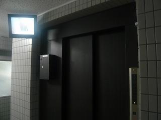ウェーブレジデンス大元駅前 エレベーター リノベーション1