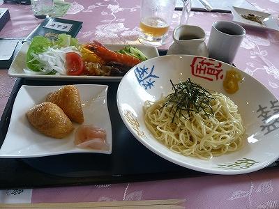 鬼ノ城ゴルフ倶楽部 冷麺