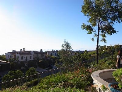 カリフォルニア 高級住宅 ビュー