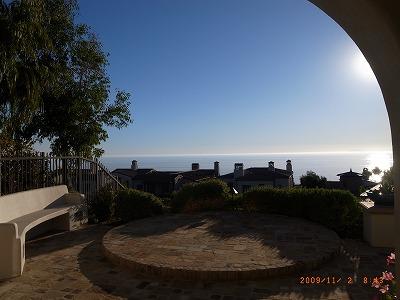カリフォルニア 高級住宅 外観