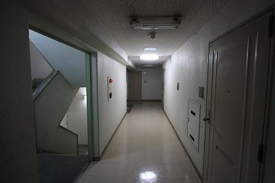 ウェーブレジデンス大供 廊下 Before