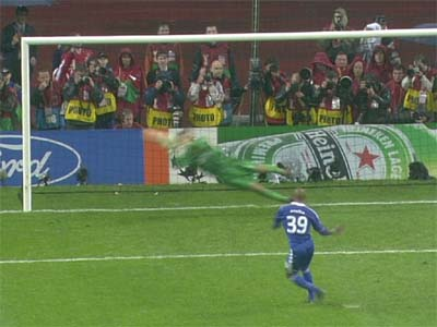 UEFA 08 FINAL