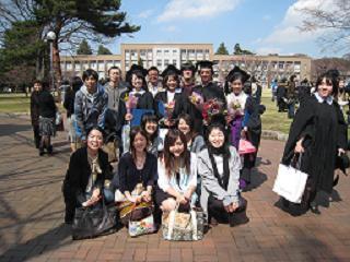 08卒業式ー!!